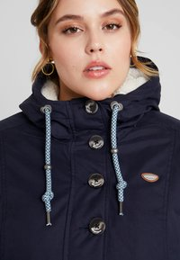 Ragwear Plus - LYNX COAT - Lett jakke - navy - 3