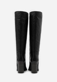 LAB - High heeled boots - black - 3