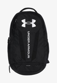 Under Armour - HUSTLE  - Tagesrucksack - black/black - 0