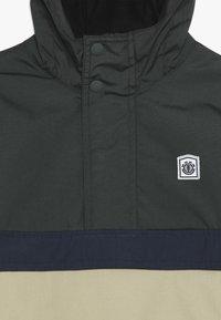 Element - BARROW 3TONES BOY - Outdoor jacket - desert khaki - 2