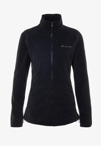 WOMENS ROSEMOOR JACKET - Fleece jacket - black