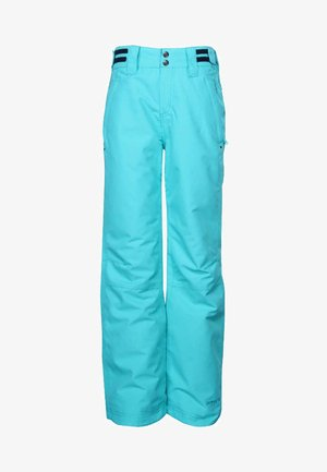 Snow pants - light blue