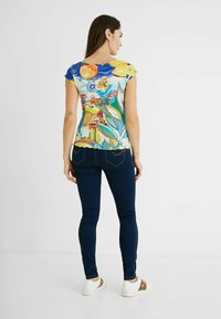 Desigual - T-shirt imprimé - multicolor - 2