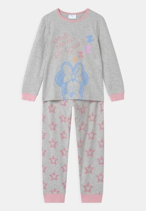 FLORENCE LICENSED SET - Pyjama set - summer grey