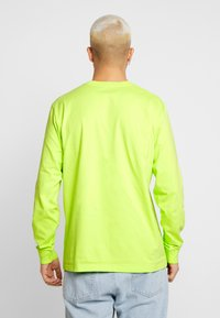 Carhartt WIP - POCKET  - Long sleeved top - lime - 2