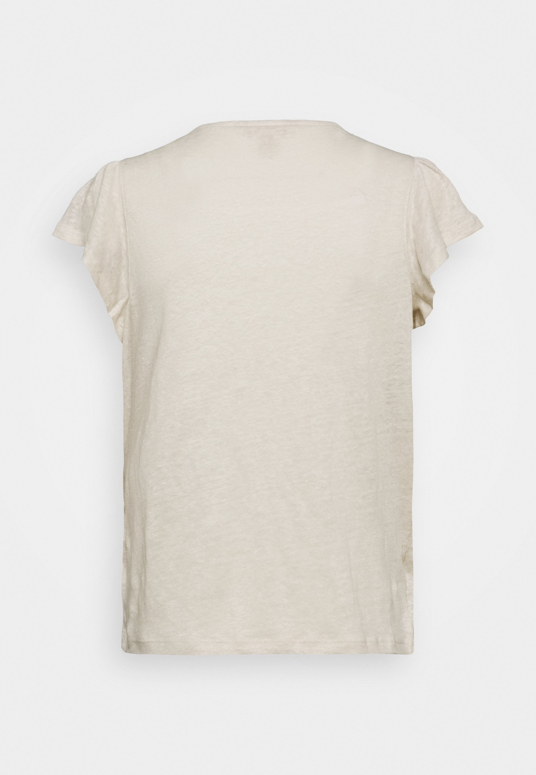 Banana Republic Wrap With Tortoise Hardware - T-shirts Med Print Sand