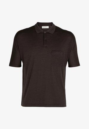 Polo shirt - ebony