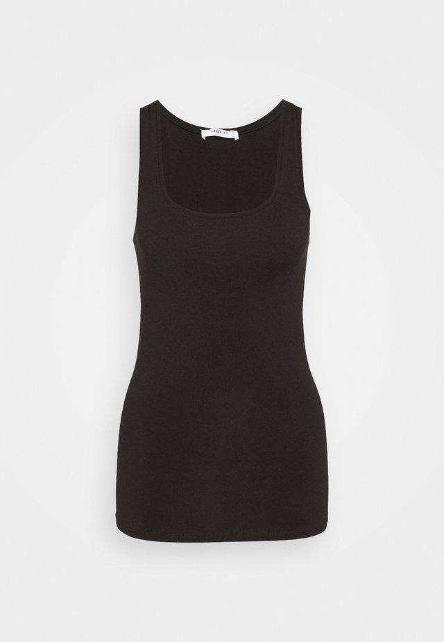 OLIVIE - Top - black