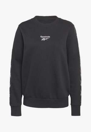 TAPE ESSENTIALS TRAINING - Sweatshirt - black