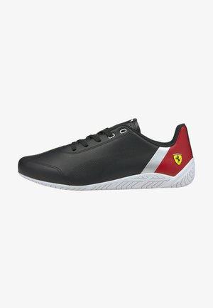 SCUDERIA FERRARI RIDGE CAT MOTORSPORT - Sneakers laag - black