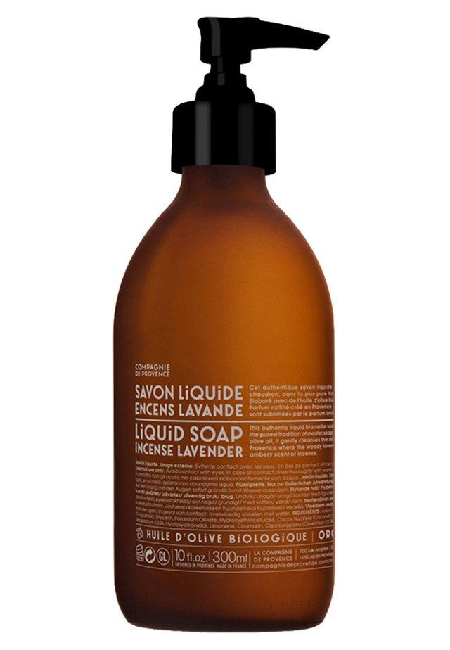 LIQUID MARSEILLE SOAP - Savon liquide - incense lavender