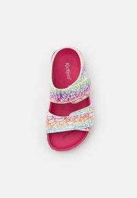 Kickers - SUMMERKRO - Sandals - blanc/multicolor - 3