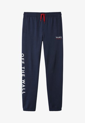 BY VICTORY - Tracksuit bottoms - dress blues