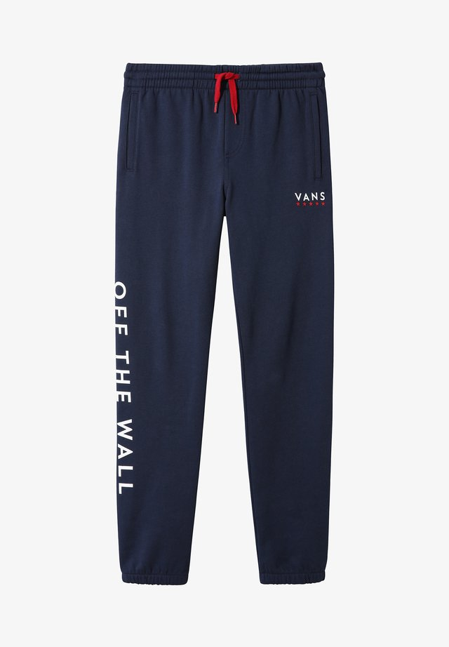 BY VICTORY - Pantalones deportivos - dress blues