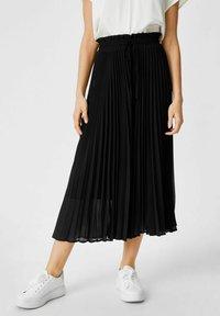 C&A Premium - Trousers - black - 0