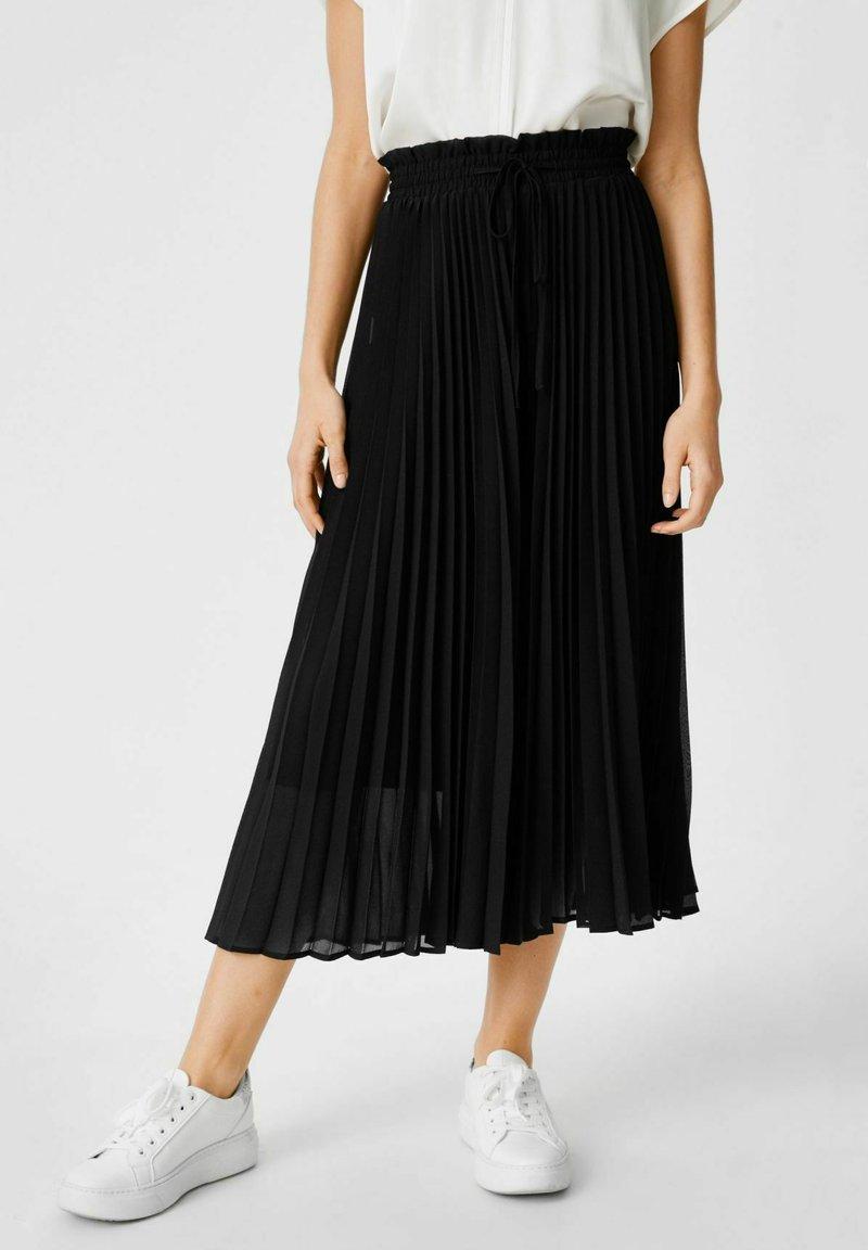 C&A Premium - Trousers - black
