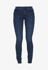 Wrangler - Skinny džíny - noble blue - 3