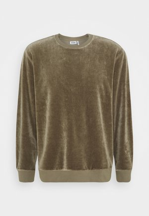 HARRY CREWNECK - Sweatshirt - dark greige