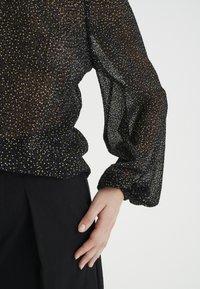 InWear - Blouse - black minimal dot - 6