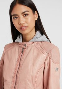 Gipsy - ABBY - Leather jacket - rose - 3