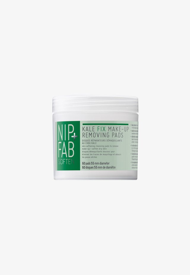 KALE FIX PADS 80ML - Make-up remover - -
