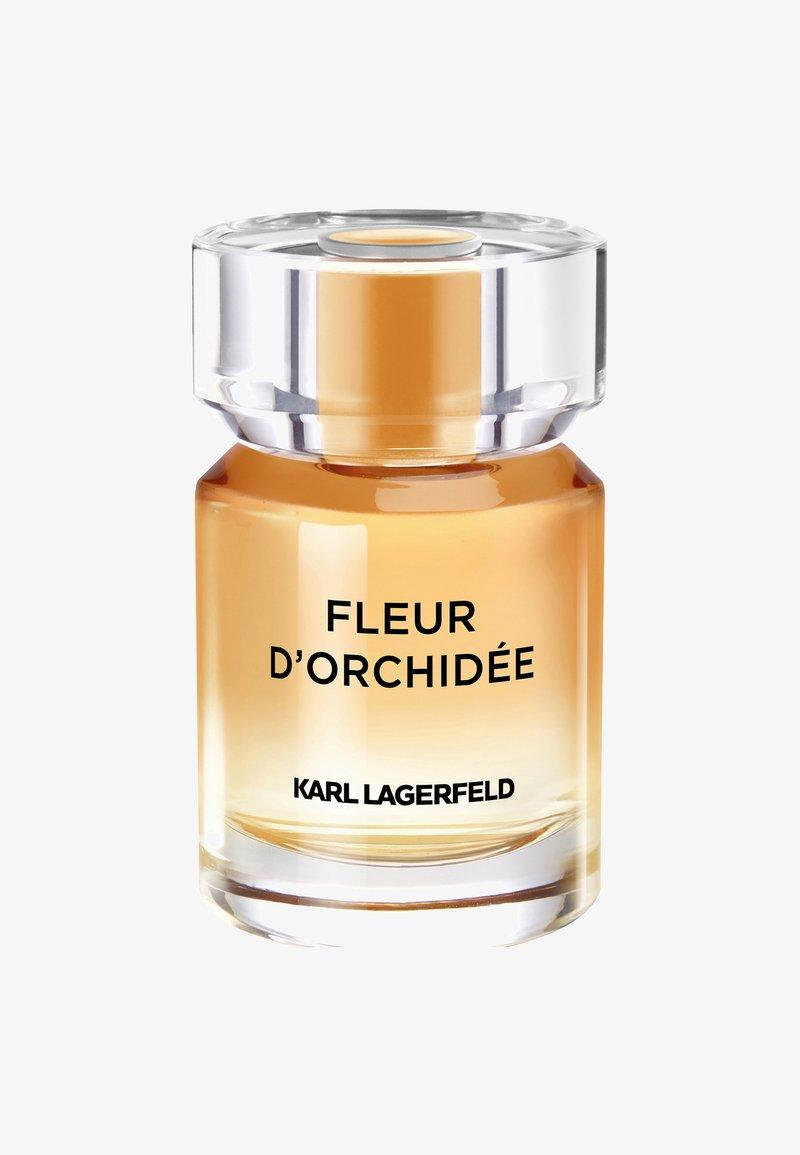 Karl Lagerfeld Fragrances - FLEUR D'ORCHIDÉE EDP 50ML - Eau de Parfum - -