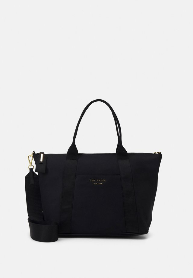 NANCCIE - Shopping Bag - black