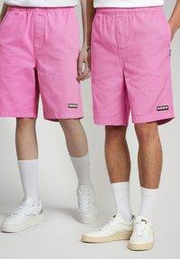 Napapijri - Shorts - pink super - 2