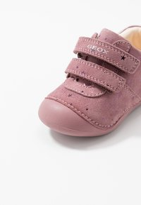 Geox - Baby shoes - dark pink - 5