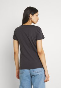 ONLY - ONLDISNEY LIFE MOUSE GLITTER  - Print T-shirt - phantom - 2