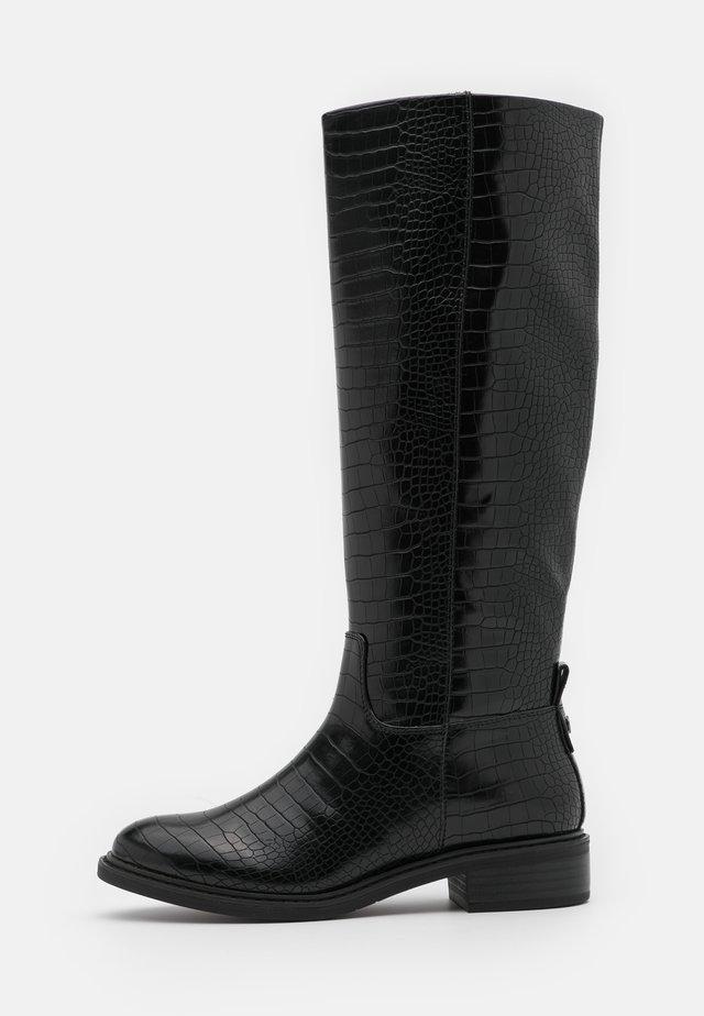 BOOTS - Høje støvler/ Støvler - black