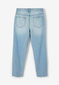 LMTD - HIGH WAIST  - Jeans Slim Fit - light blue denim - 1