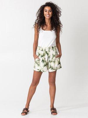 ABBIE - Shorts - khaki
