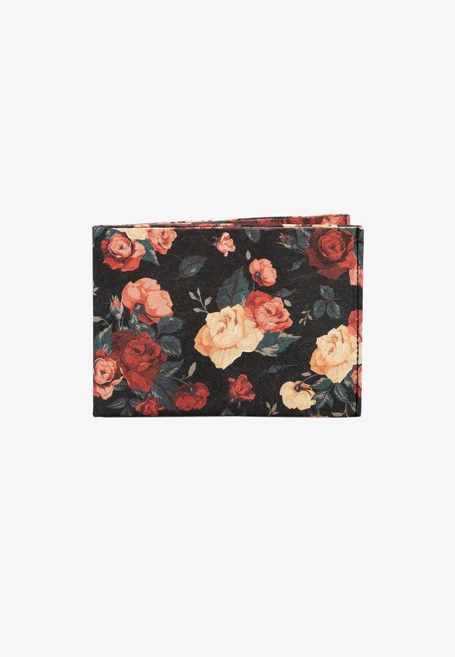 RFID PORTEMONNAIE - Portemonnee - Flowers
