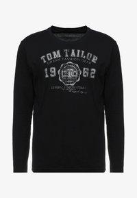 TOM TAILOR - LONGSLEEVE PRINT TEE - Langarmshirt - original - 3