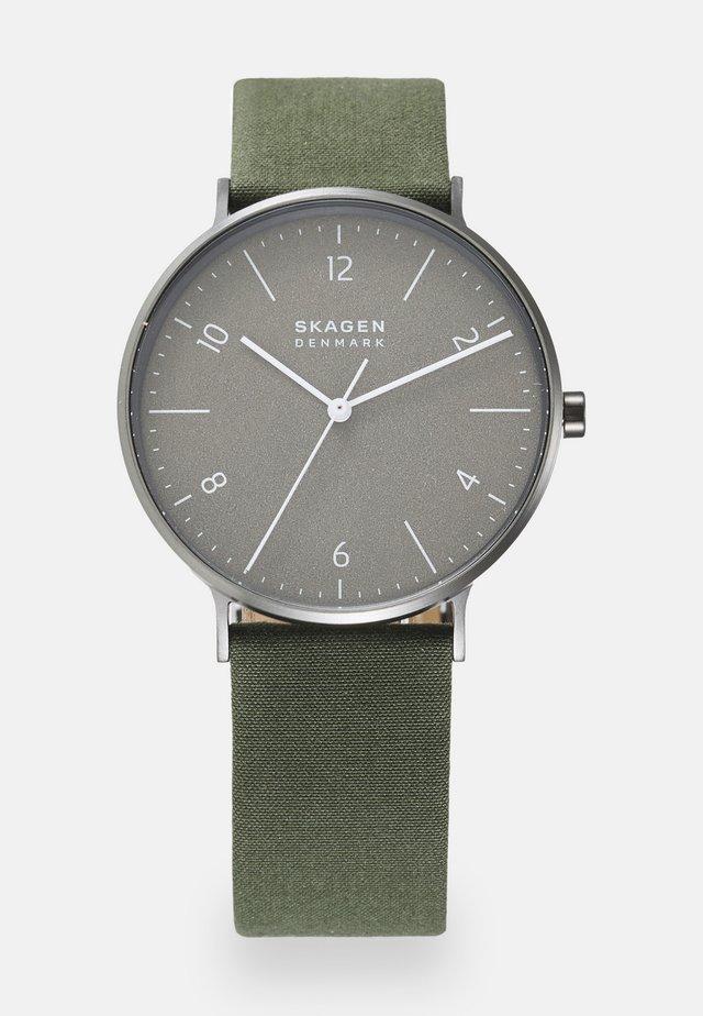 AAREN NATURALS - Reloj - green