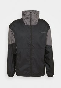 Columbia - POINT PARK™ LINED - Outdoor jacket - black/city grey - 4
