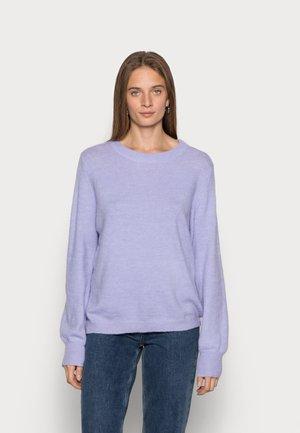 HELANOR ICE - Jumper - lavender blush melange