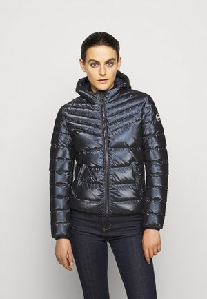 LADIES JACKET - Down jacket - navy blue