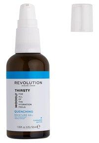 Revolution Skincare - MOOD QUENCHING MOISTURE GEL - Ansiktsmask - - - 1