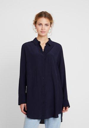 FALENA - Button-down blouse - simply blue