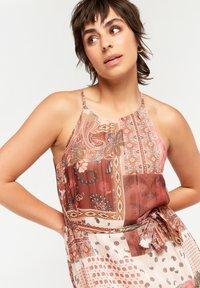 LolaLiza - Maxi dress - rust - 4