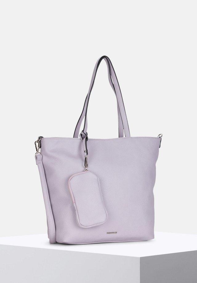 SURPRISE - Shopping bag - lightlilac