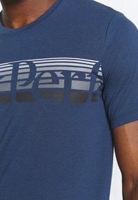 Peak Performance - EXPLORE TEE - Print T-shirt - stone veil - 4
