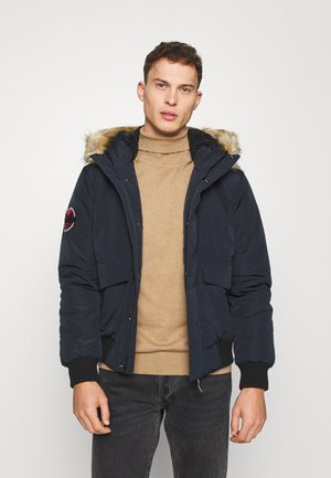 EVEREST - Winter jacket - eclipse navy