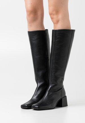SLFFREYA HIGH SHAFTED BOOT  - Laarzen - black