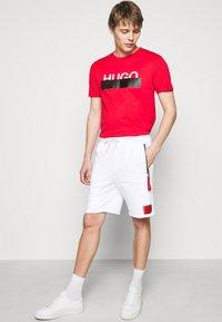 HUGO - DACTUS - Shorts - white - 3