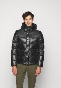 Blauer - GIUBBINI CORTI IMBOTTITO - Down jacket - black - 0