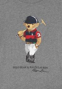 Polo Ralph Lauren - Print T-shirt - andover heather/multi - 2