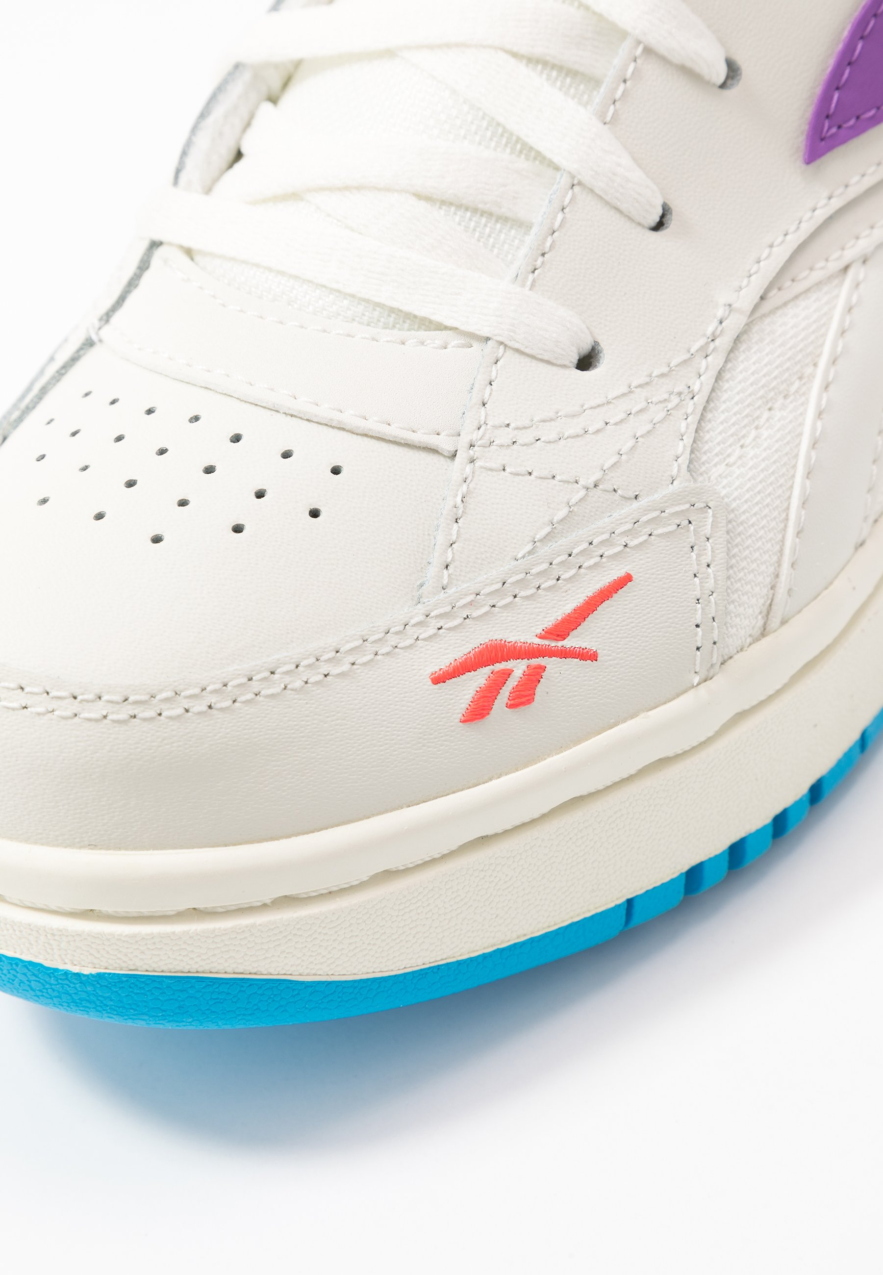 Reebok Classic COURT DOUBLE MIX Joggesko chalknight
